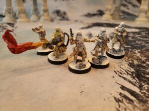 Getting minis table ready for Star Wars: Legion Pt 1 27