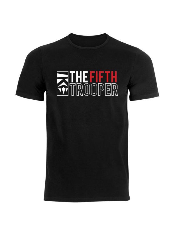 The Fifth Trooper - Tee Shirt 1