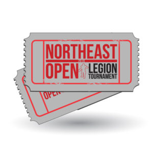 North East Open - Tournament/Con Ticket 3