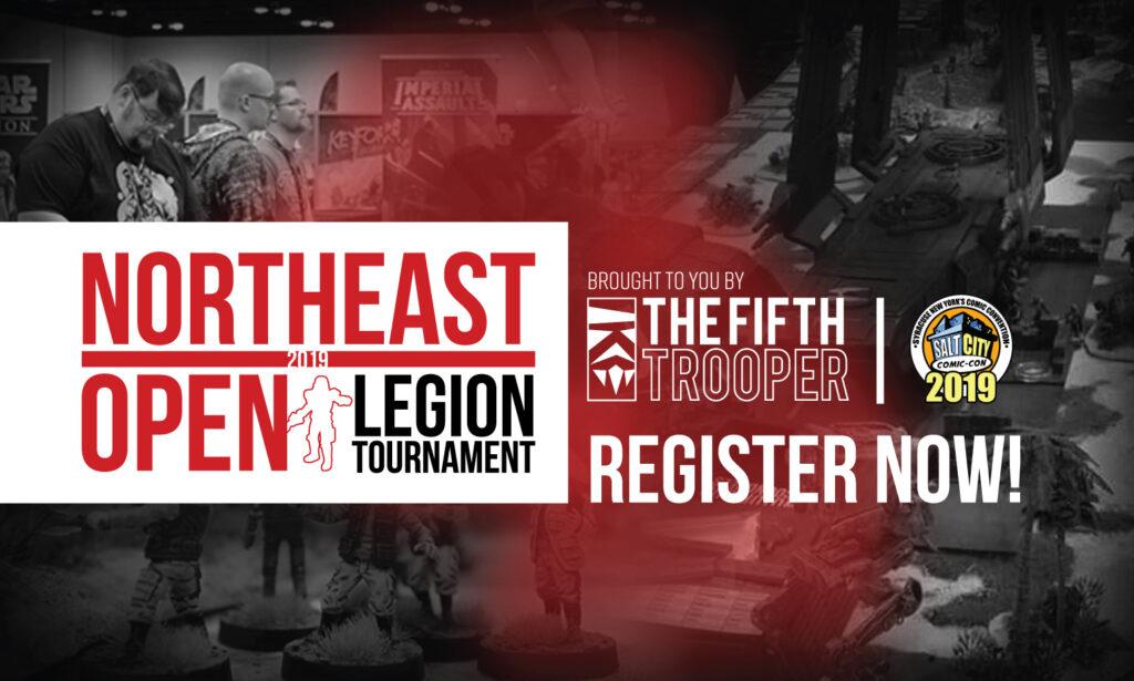 Northeast Open Registration