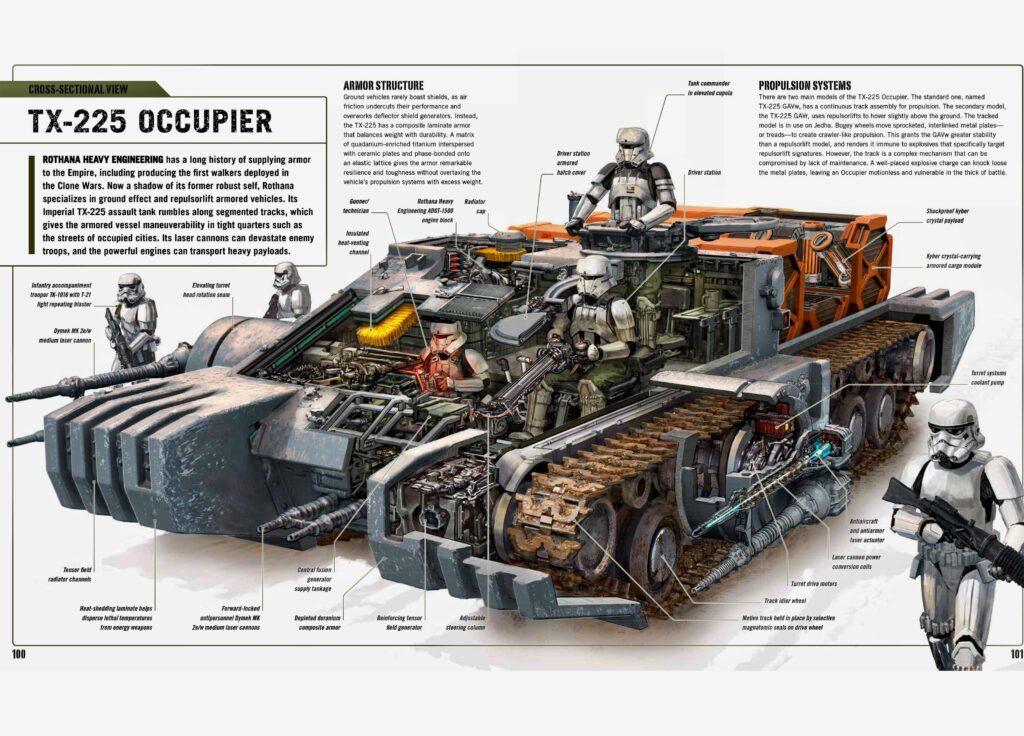 Legion Tank