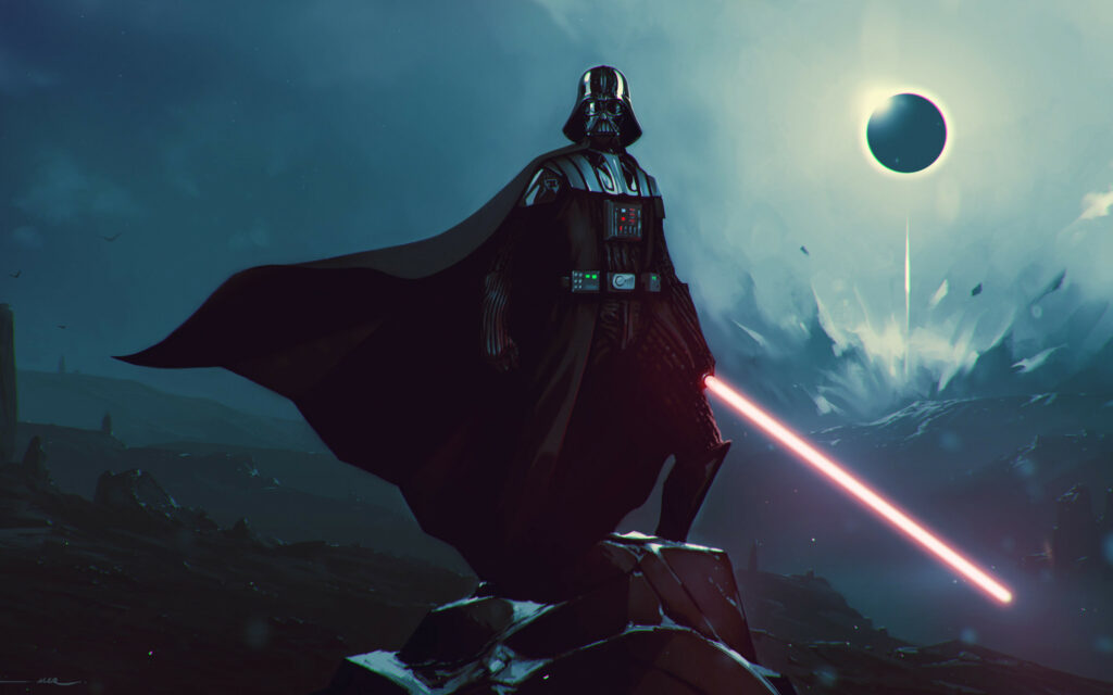 Darth Vader - Dark Lord of the Sith 1