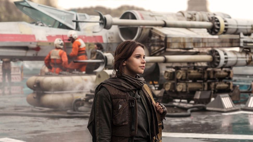 Bringing hope to your list - Making Jyn Erso a cornerstone of your Star Wars: Legion list 1