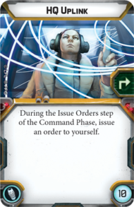Learning Control: Orders in Star Wars: Legion 7