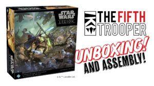 Star Wars:Legion Clone Wars Unboxing 25