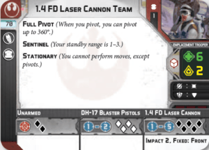 (Re) Balance in the Force - Star Wars: Legion Points Update 19
