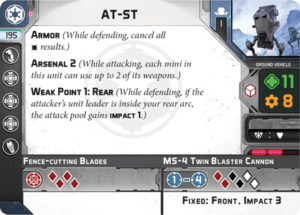 (Re) Balance in the Force - Star Wars: Legion Points Update 9