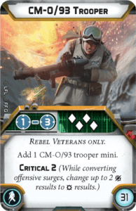 (Re) Balance in the Force - Star Wars: Legion Points Update 14