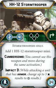 (Re) Balance in the Force - Star Wars: Legion Points Update 12