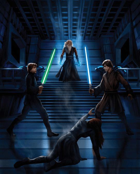 Luke vs. Luuke 1