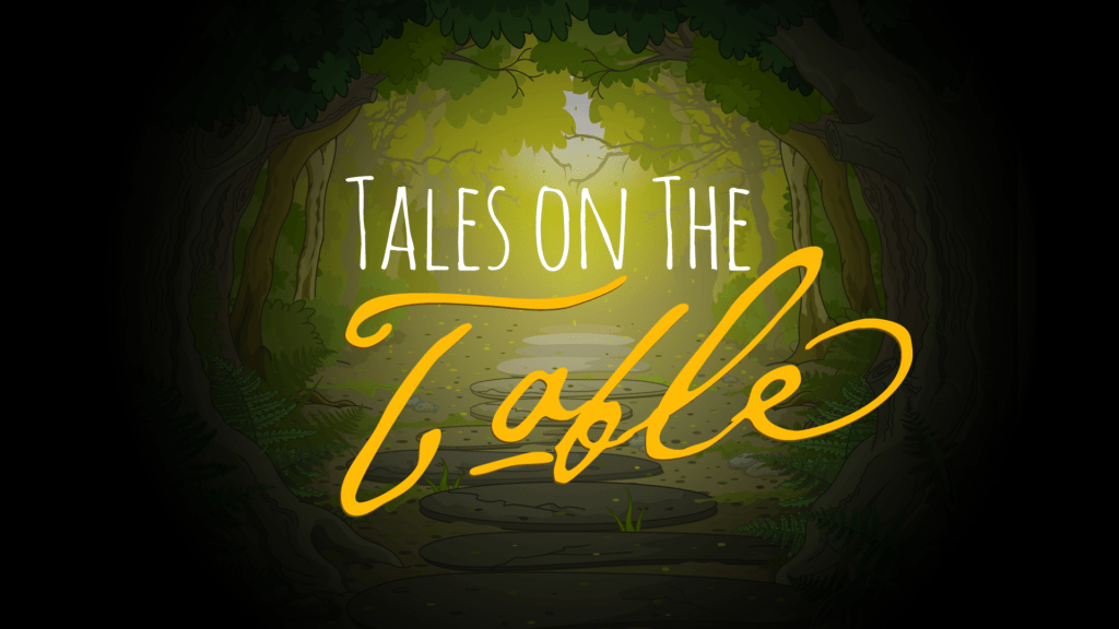 Tales from the Table - Blurring the Lines 1