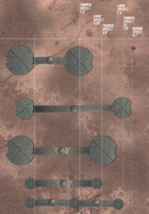 Outer Rim Tactics: Melee Range and Terrain Scoping 2