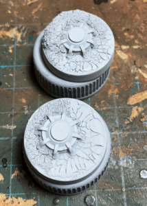Guest Post: Designing a Mine Token 4