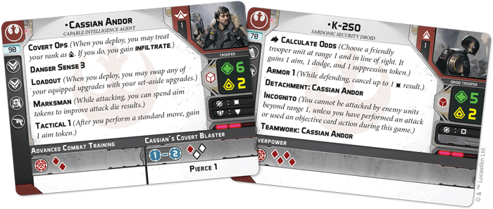 Cassian Andor Unit Guide 2