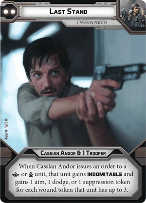 Cassian Andor Unit Guide 7