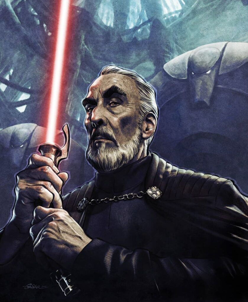 Count Dooku Unit Guide 1