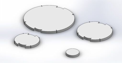 DWG Bases - Basic Replacement 3