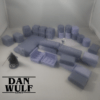 DWG City of Clouds Accessories Pack 1