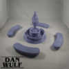 DWG City of Clouds Accessories Pack 2