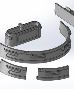 DWG City of Clouds Accessories Pack 7