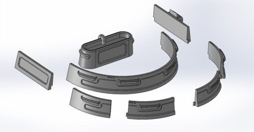 DWG City of Clouds Accessories Pack 4