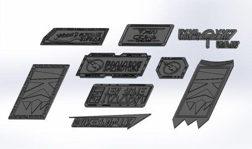 Legion Community Greeble Pack 1 4