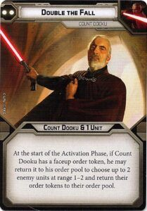 Count Dooku Unit Guide 4