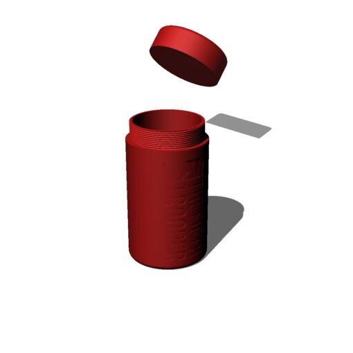 Sidebar Travel Case - 3D Printable FIle 3
