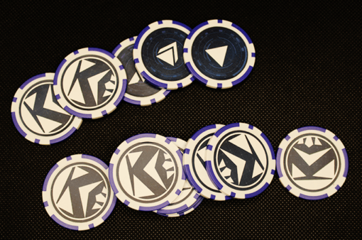 Order Tokens - The Fifth Trooper Edition 3