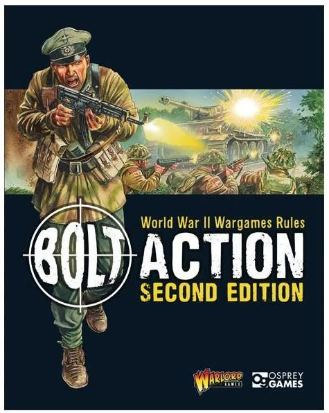 Bolt Action 2nd Edition Rulebook 3