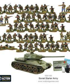 Bolt Action Soviet Army