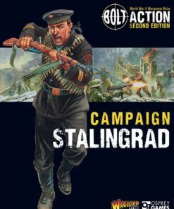 Stalingrad campaign bolt action