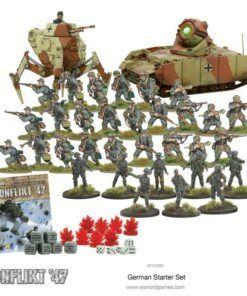 German Konflikt '47 Starter Set 6