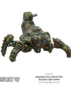 Japanese Konflikt '47 Starter Set 10