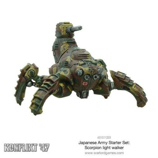 Japanese Konflikt '47 Starter Set 6