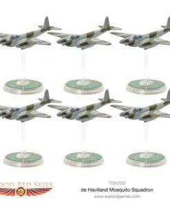De Havilland Mosquito Squadron 7