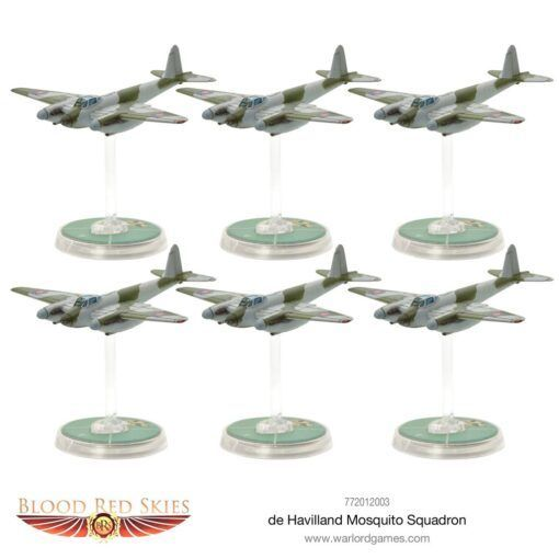 De Havilland Mosquito Squadron 4