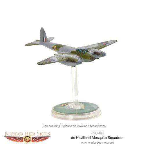 De Havilland Mosquito Squadron 6