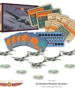 De Havilland Mosquito Squadron 8