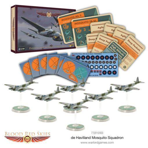 De Havilland Mosquito Squadron 5