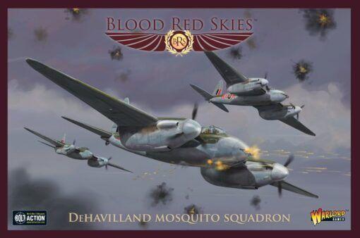 De Havilland Mosquito Squadron 3