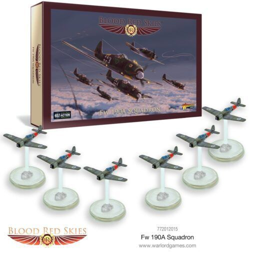 Fw 190 squadron 4