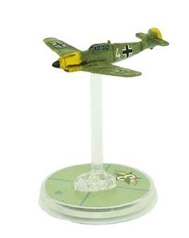 German BF-109 6 Plane Squadron 5