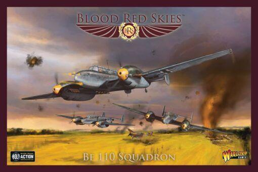 Bf 110 squadron 3