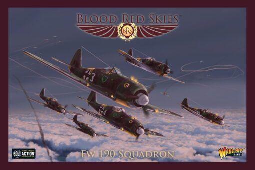 Fw 190 squadron 3