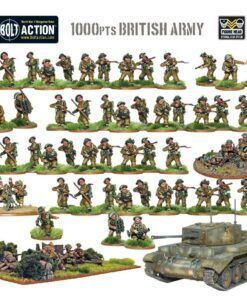 British Army - Starter Army 1000 pts 2