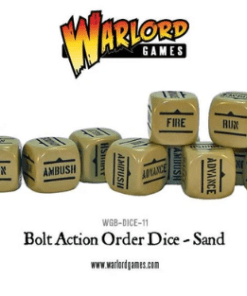 Order Dice pack - Sand