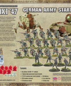 German Konflikt '47 Starter Set 7