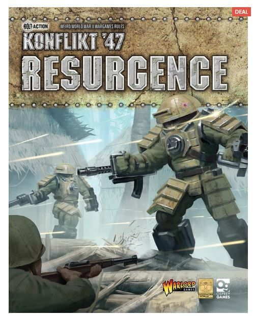Konflikt 47 Resurgence Book 3