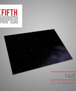 Nebula Space Mat
